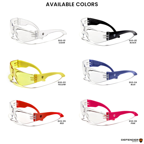 Defender Safety Glasses