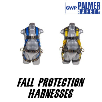 Full Body Fall Protection Harnesses