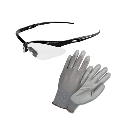 Eye Protection and Hand Protection