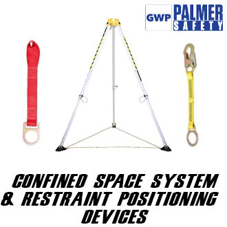 Confined Space System & Restraint Positioning Devices