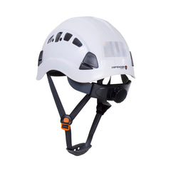 Defender Safety H1-CH Hard Hat Climbing Helmet for Industrial & Construction ANSI Z89.1 - Defender Safety Products
