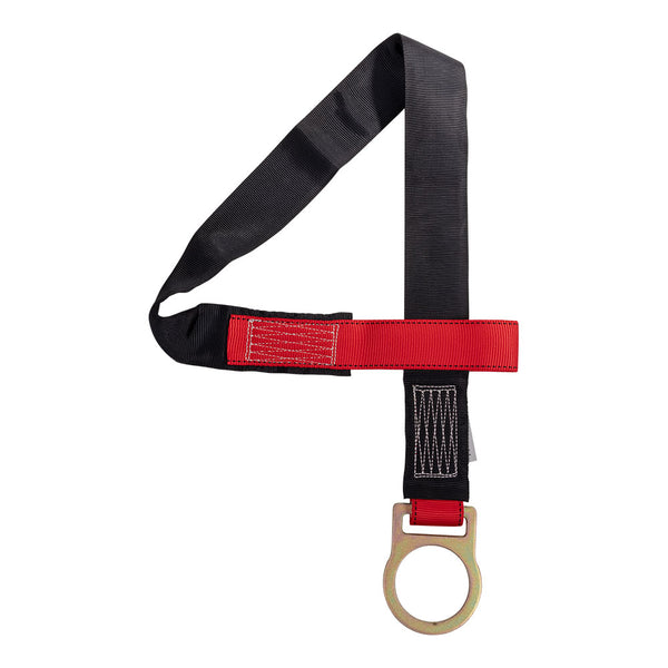 Disposable Concrete Anchor Strap (Available in 4' 6' 8' 10') - Defender Safety Products