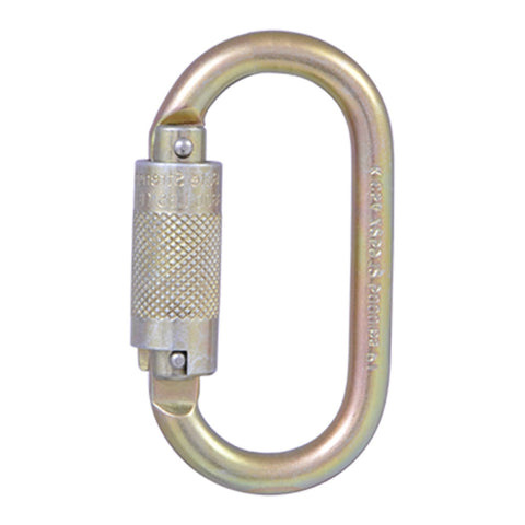 Micro Double Connection with Steel Twist Lock - Defender Safety Products