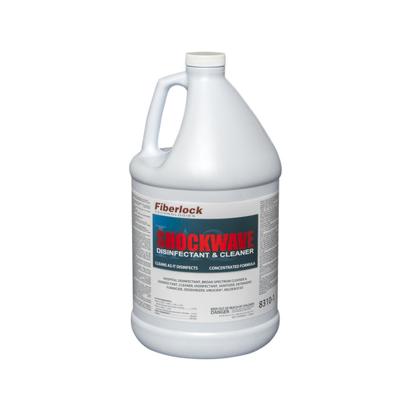 Shockwave Concentrate 1 Gallon: Multipurpose Disinfectant & Cleaner - Defender Safety Products