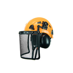 Defender Safety H1-CH Forestry/Tree Safety Helmet and Hearing Protection Arborist Package - Defender Safety Products