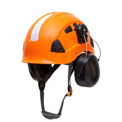 Ear Muffs for the Defender Safety H1-CH Hard Hat (-24db) - Defender Safety Products