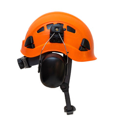 Ear Muffs for the Defender Safety H1-CH Hard Hat - Defender Safety Products
