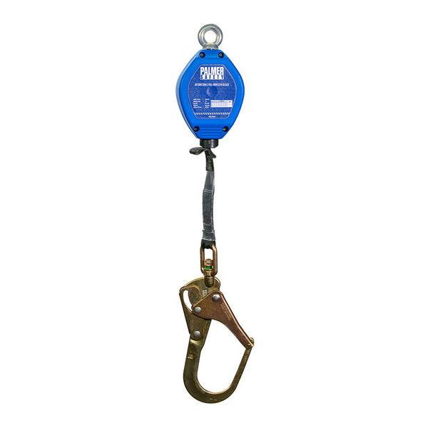 6' Self Retracting Descent Device / Self-Retracting Lifeline with Small Hook - Defender Safety Products