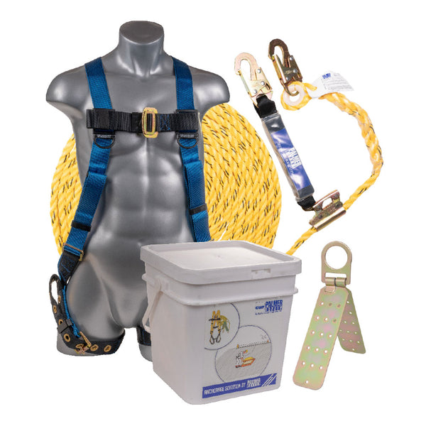 Roofing Bucket Complete Kit - Defender Safety Products