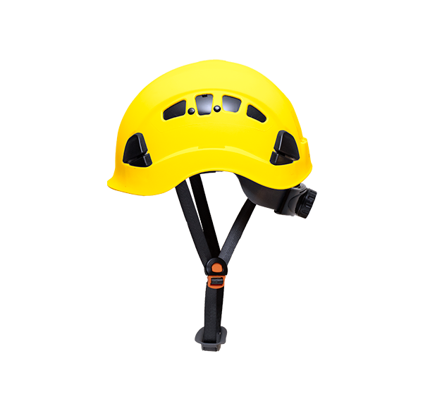 Defender Safety H1-CH® Hard Hard Climbing Helmet with Visor for Industrial & Construction ANSI Z89.1 - Defender Safety Products