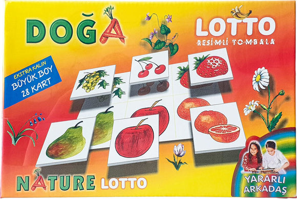 L-02 Lotto Doğa