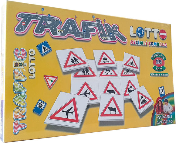 L-04 Lotto Trafik