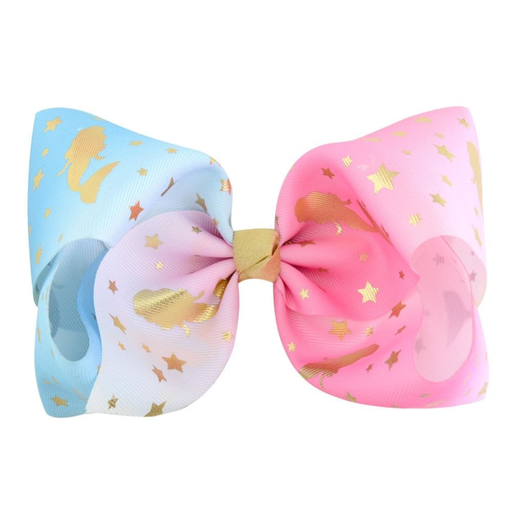 WOWDUNIA - Cute Baby Hair Clips Hair Bands Pack of 6 6a061724921