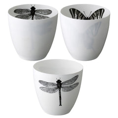 Candleholders (3) - Insects