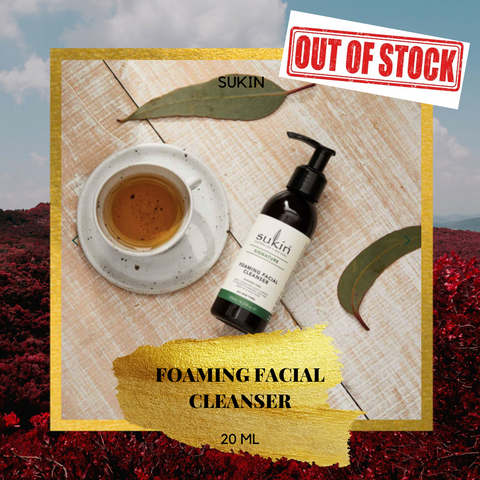 Foaming Faicial Cleanser