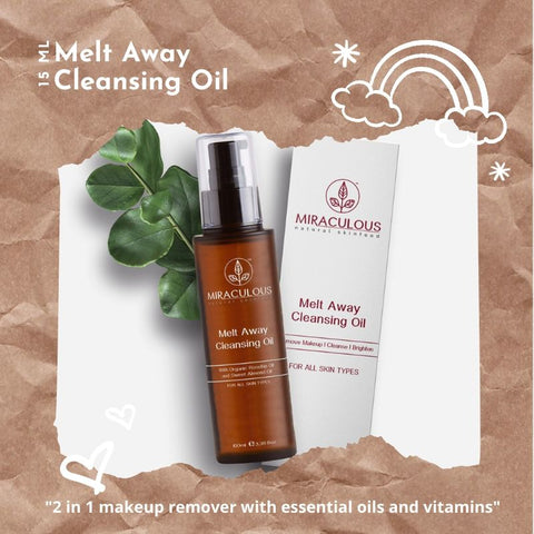 MIRACULOUS CLEANSING OIL