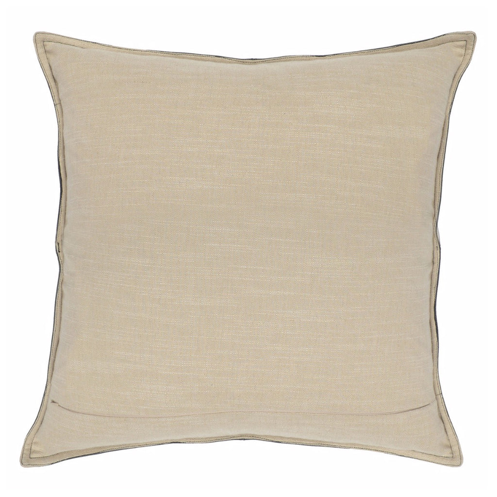 Leather Parsons Pillow