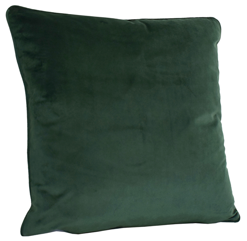 Velvet + Down Pillow