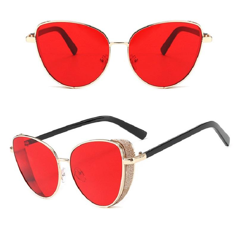 Vintage Fox's Eyes Sunglasses