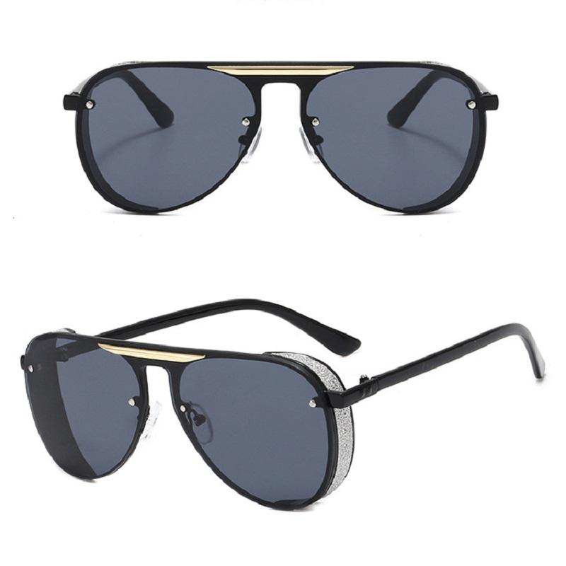 Round UV Proof Sunglasses