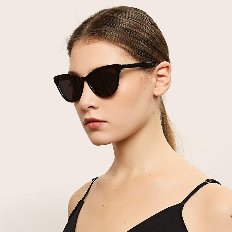 Retro Cat's Eye Sunglasses