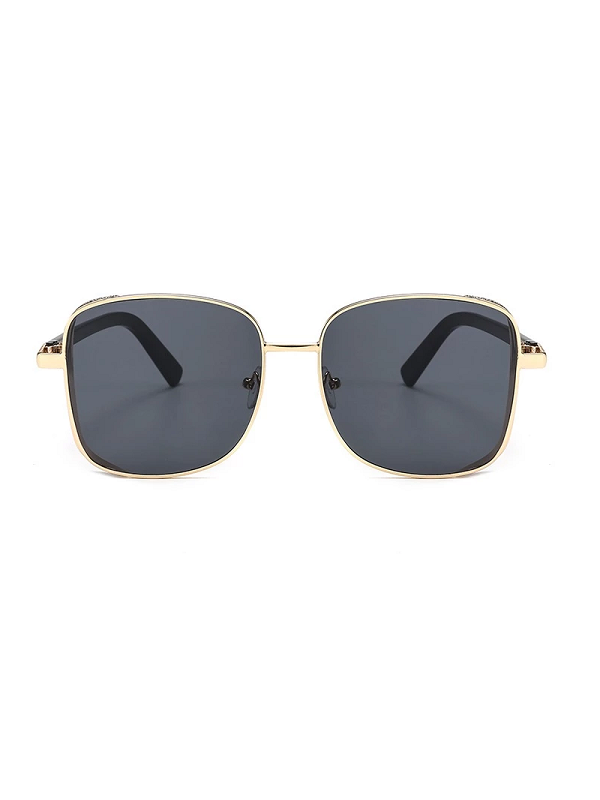 Square Large Frame Sunglasses