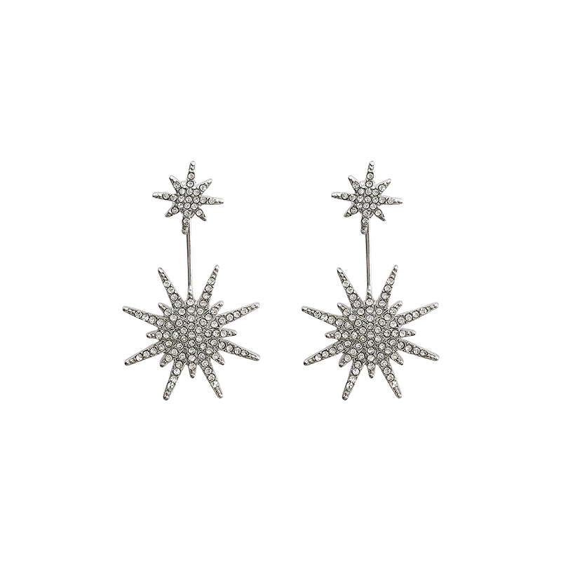 Enid Zircon Star Earrings 80075