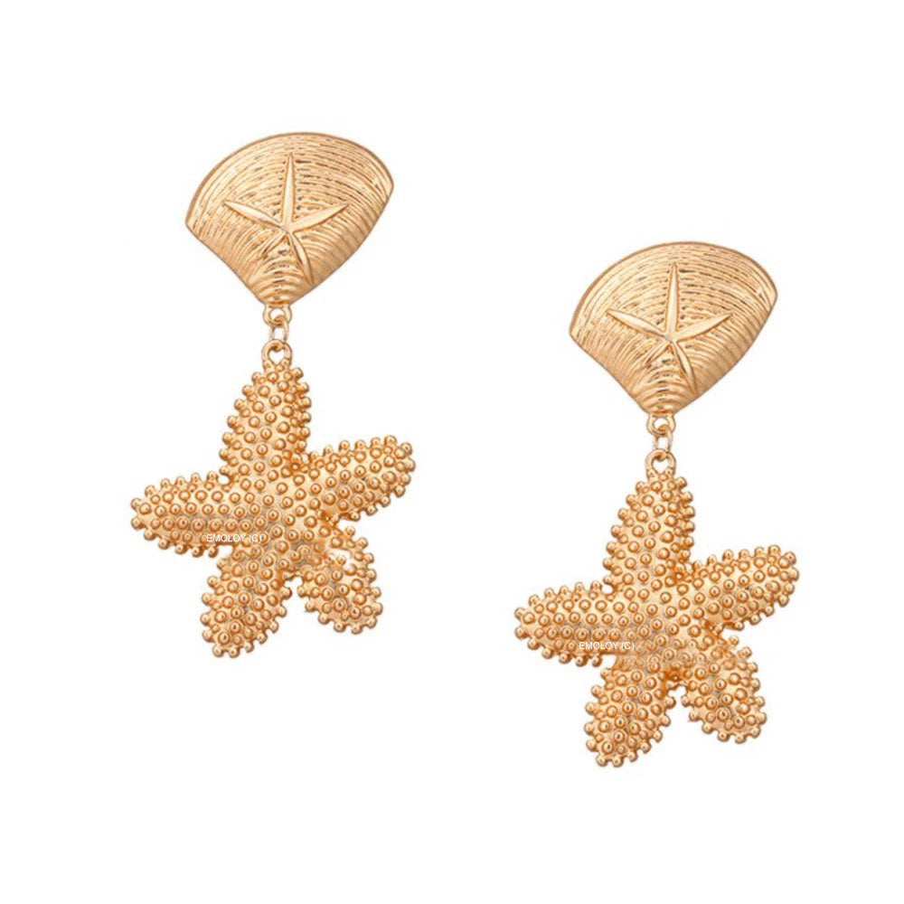 The Elafonissi Earring