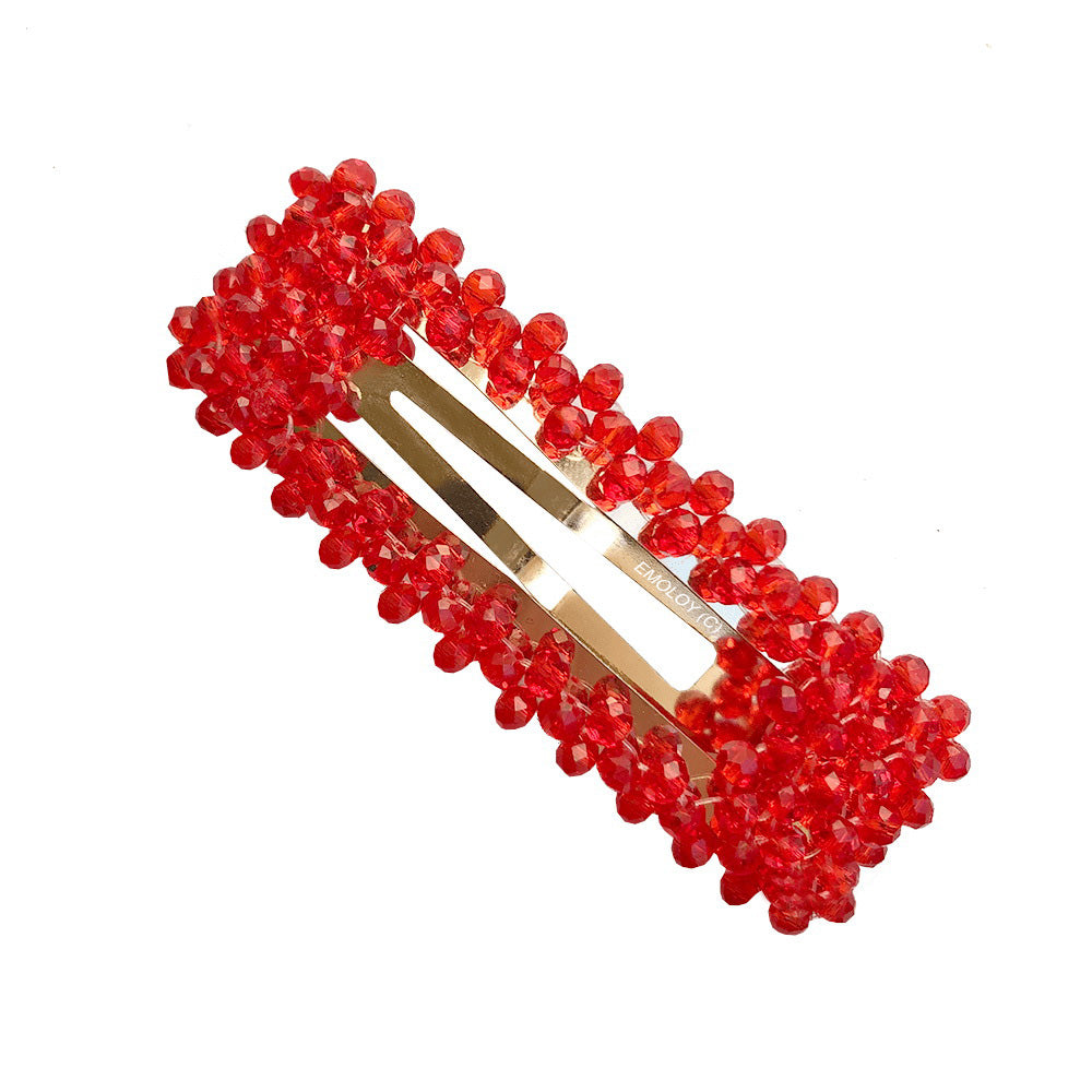 The Ruby Woo Snap Clip