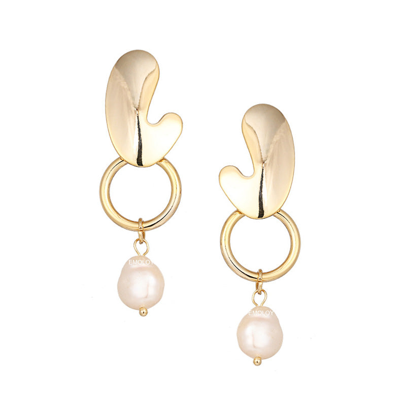 The Triana Door Earring