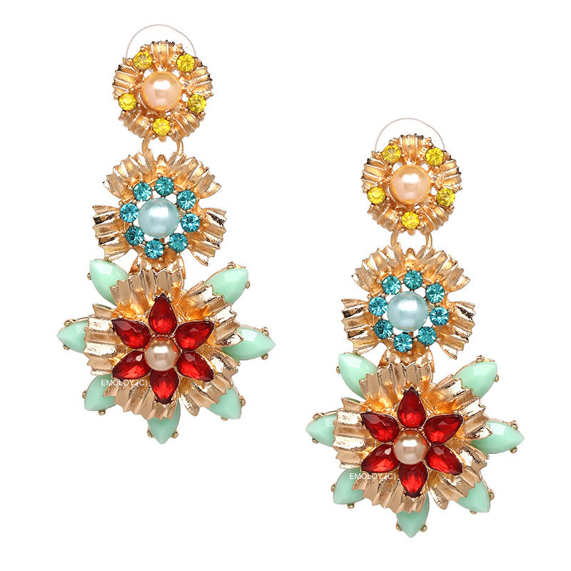 The Lucerne Earring