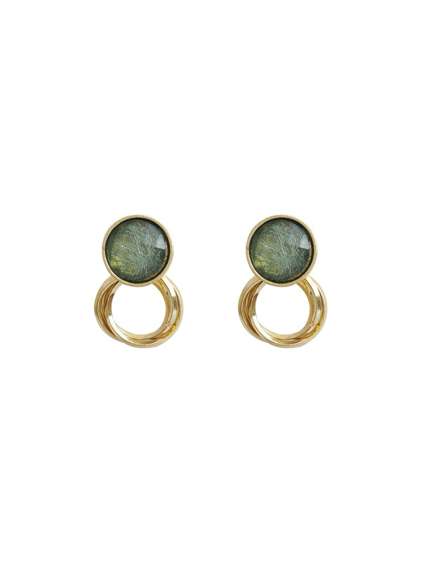 Jakie Earrings Studs