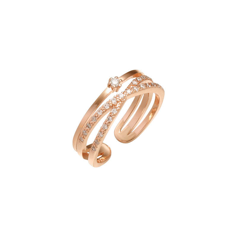 Edith Gold Eternity Ring