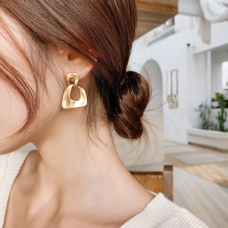 Heloise Gold Earrings 80061