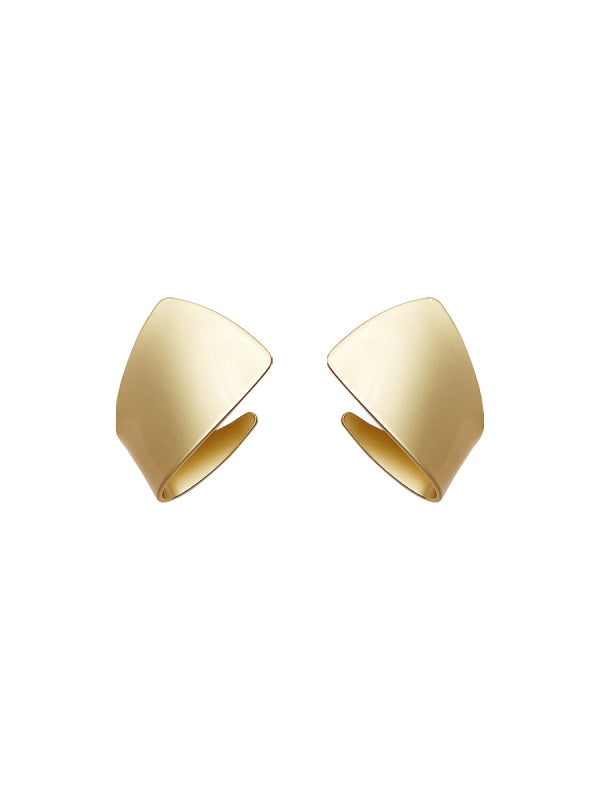 Ivy Gold Earrings Studs 80065