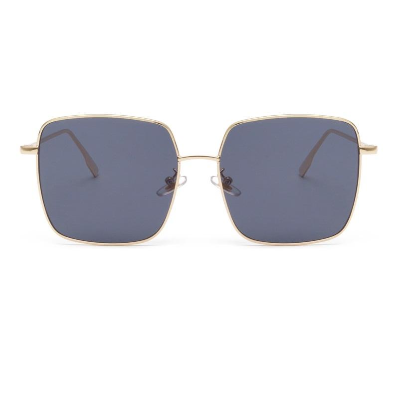 Fashion Large Frame UV400 Sunglasses