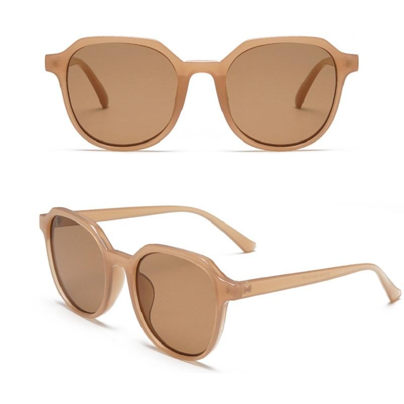 Trendy Jelly Sunglasses