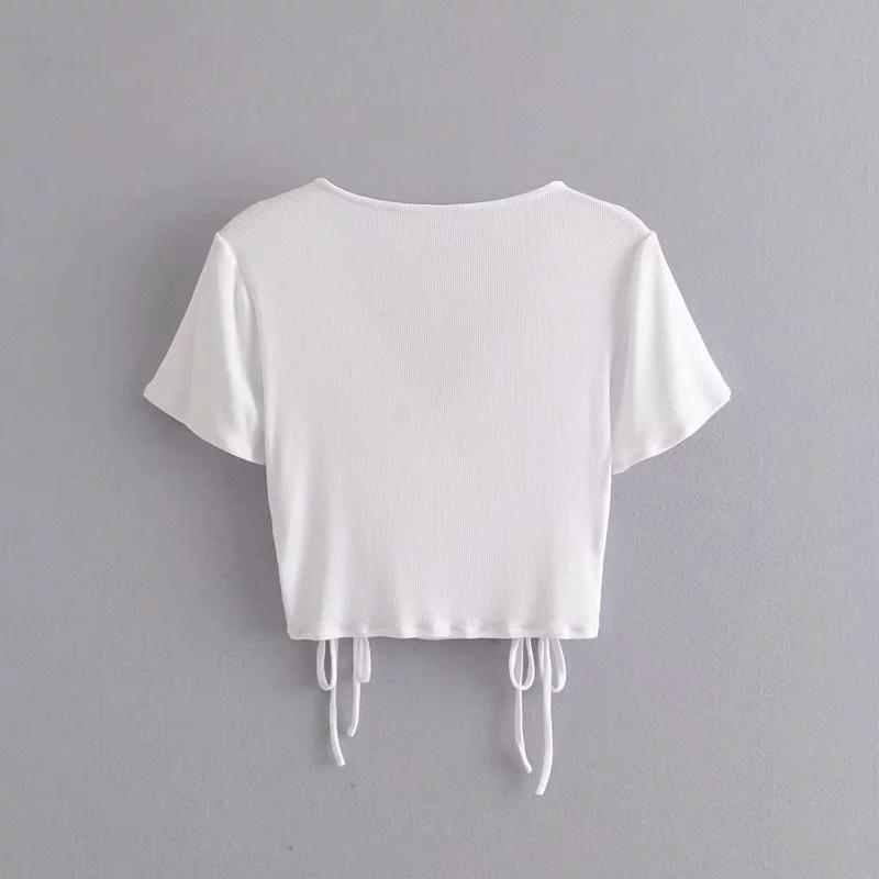Madelyn Ruched Top