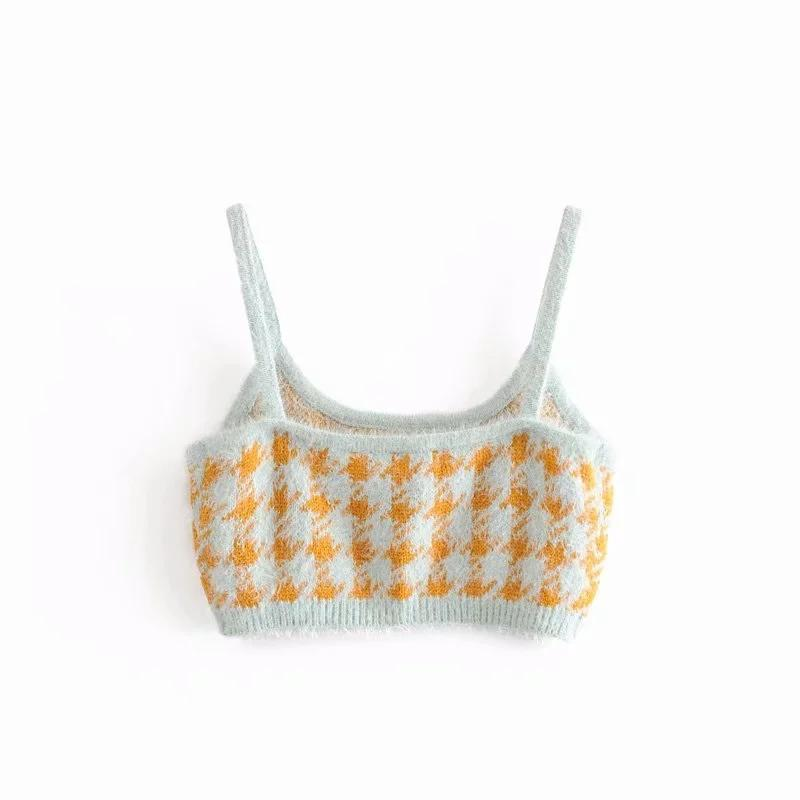 Kelsey Knit Crop Top