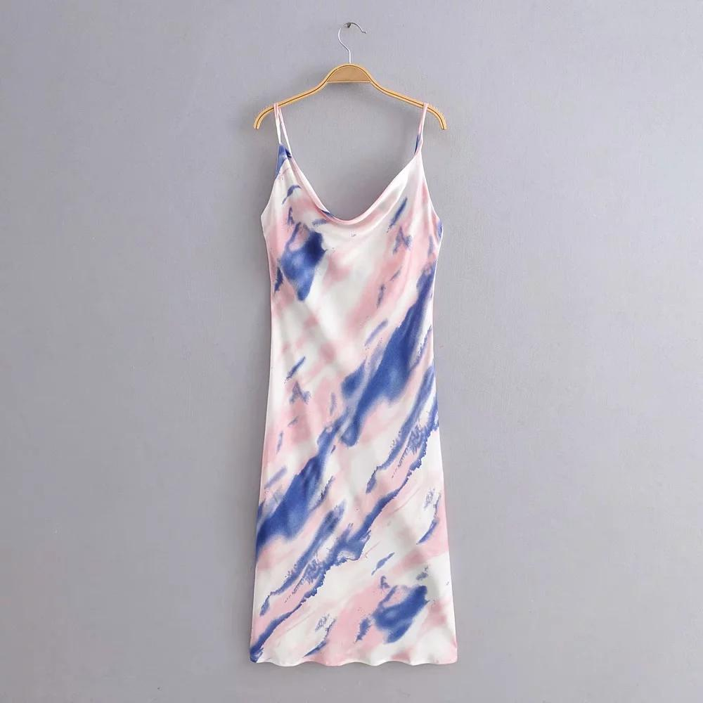 Maliyah Tie Dye Dress