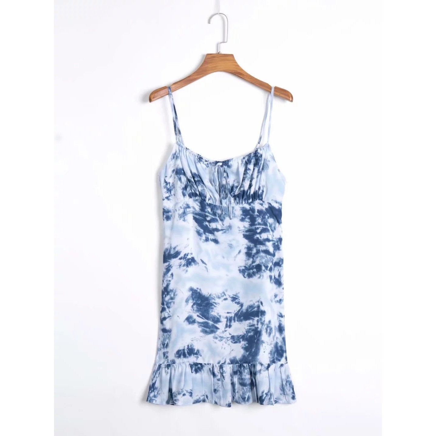 Erin Tie Dye Mini Dress