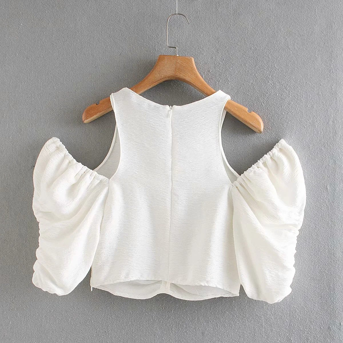 Arya Cold Shoulder Top