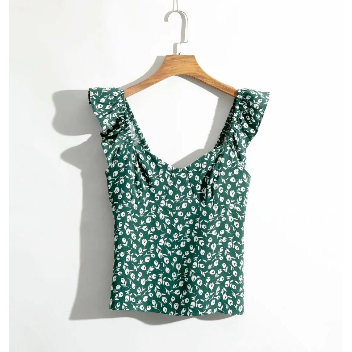 Lilah Top / Green