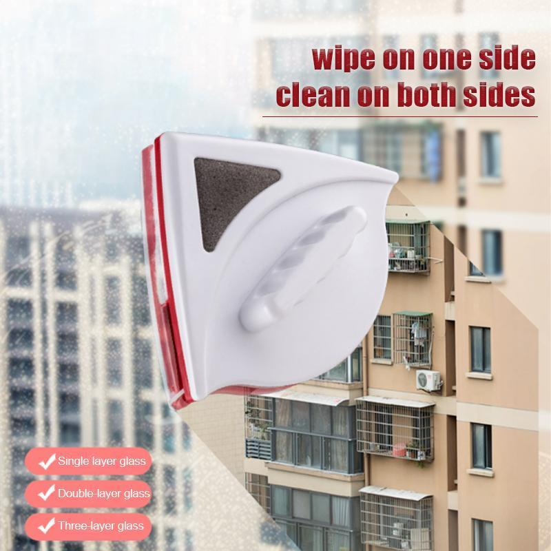 Wash Wiz - Double-Sided Magnetic Window Wiper