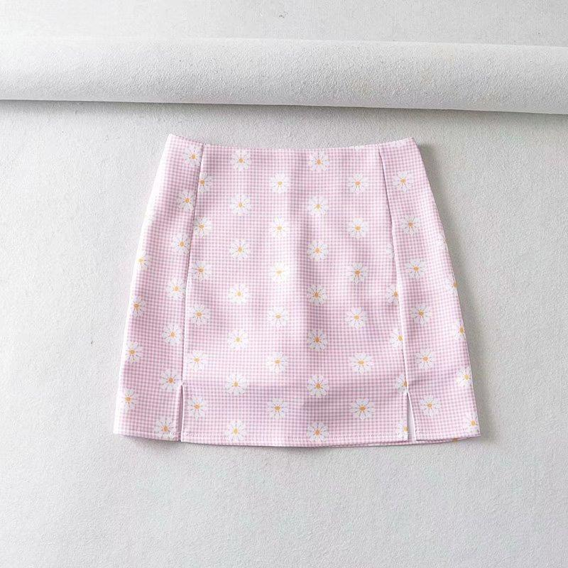 Rayna Skirt with Shorts