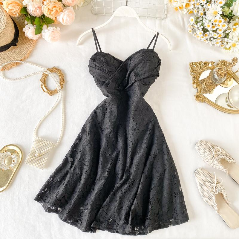 Octavia Lace Dress