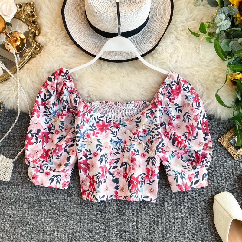 Blair Puff Sleeve Top