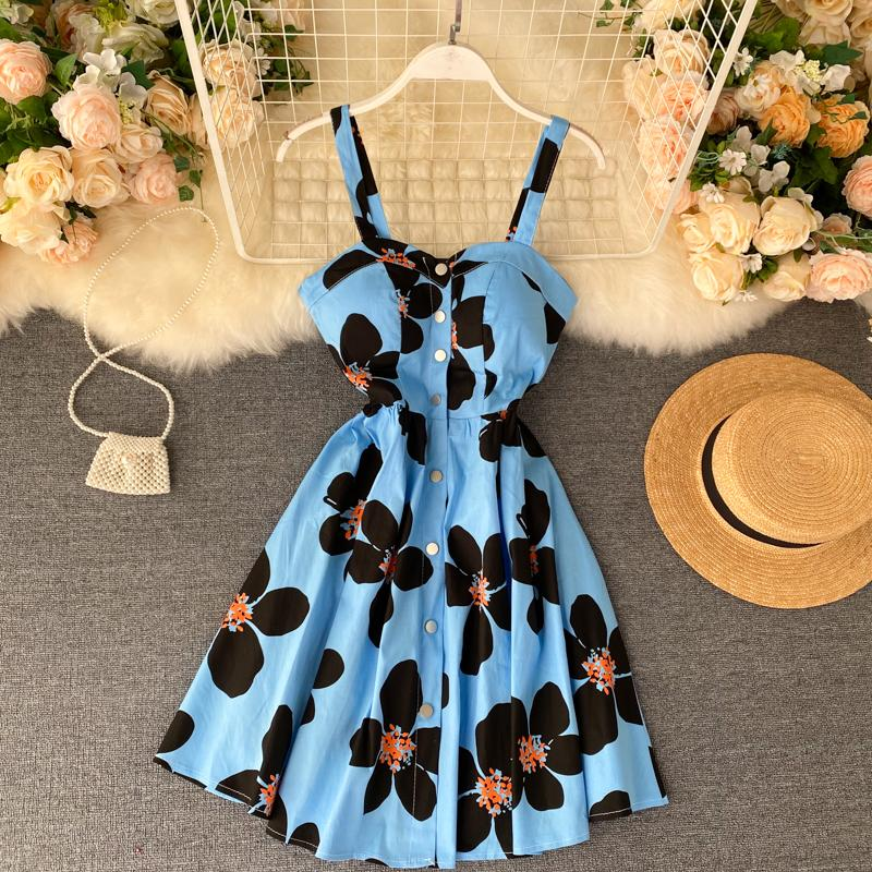 Saige Dress / Blossom