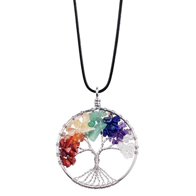 Handmade Tree of Life Penant
