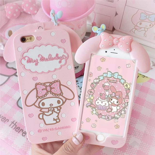 Little Twin Stars Decoden Phone Case